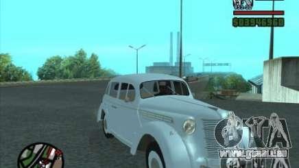 AZLK 400 für GTA San Andreas