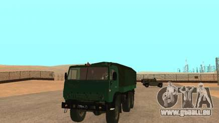 KAMAZ 4310 pour GTA San Andreas