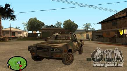 DATSUN 620 pour GTA San Andreas