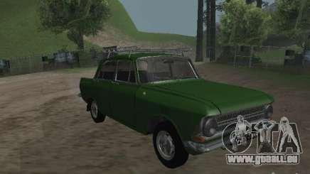 IZH 412 v3. 0 für GTA San Andreas