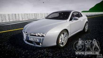 Alfa Romeo Brera Italia Independent 2009 für GTA 4