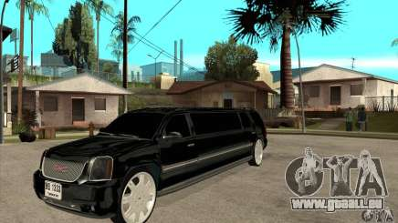 GMC Yukon 2008 pour GTA San Andreas