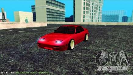 Nissan Onivia für GTA San Andreas