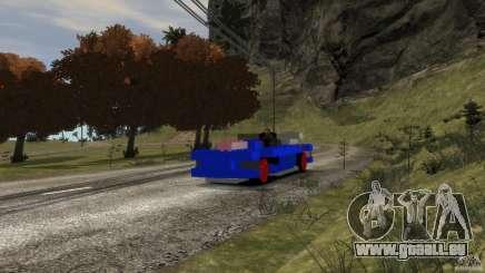 LEGOCAR für GTA 4