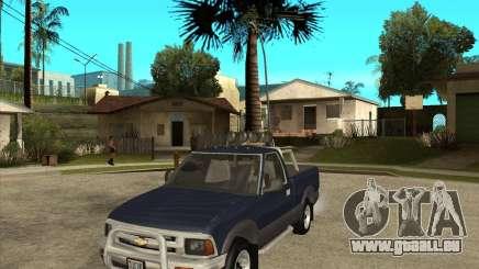1996 Chevrolet Blazer pickup für GTA San Andreas