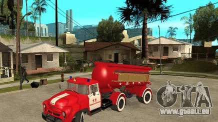 Le camion de pompier de l'AB-6 (130В1) pour GTA San Andreas