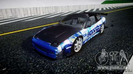 Nissan 240sx Toyo Kawabata für GTA 4