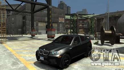 BMW X6 M für GTA 4