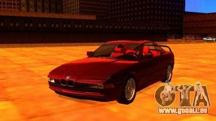 BMW 850i für GTA San Andreas