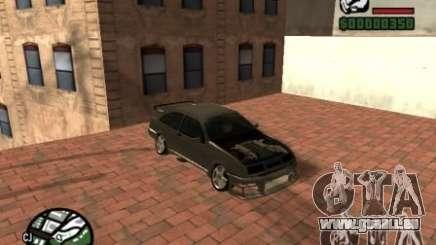 Ford Sierra Drift für GTA San Andreas
