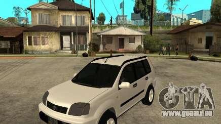 NISSAN X-TRAIL 2001 pour GTA San Andreas