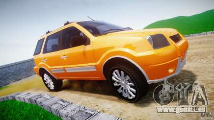 Ford EcoSport pour GTA 4
