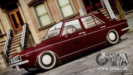 Peykan 1348 1970 für GTA 4