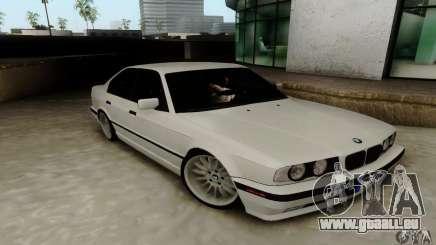 BMW E34 540i Tunable pour GTA San Andreas