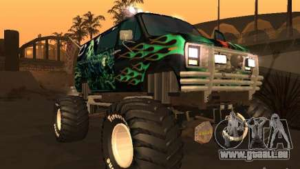 Ford Grave Digger pour GTA San Andreas