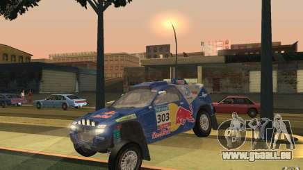 Volkswagen Race Touareg pour GTA San Andreas