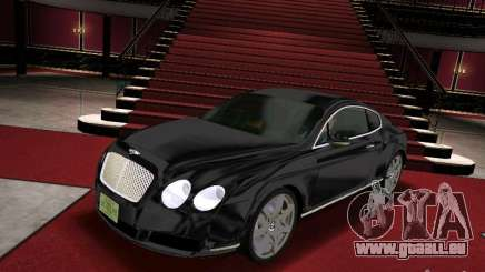 Bentley Continental GT pour GTA Vice City