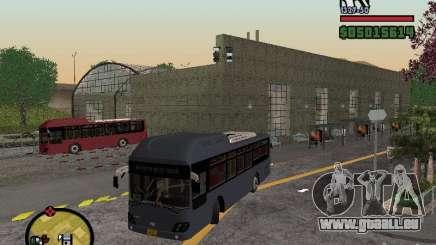 Daewoo BS110CN pour GTA San Andreas