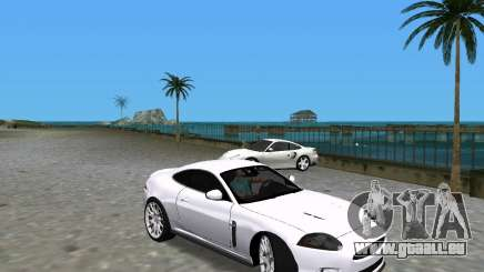 Jaguar XKR S pour GTA Vice City