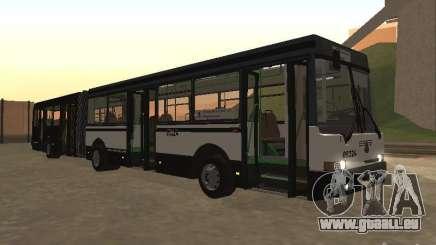 Busse 6222 für GTA San Andreas