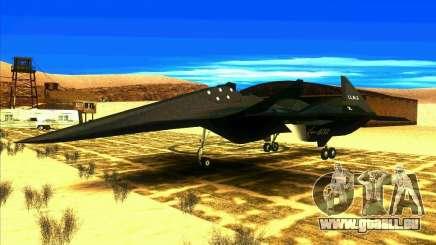 ADF-01 Falken für GTA San Andreas