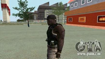 50 Cent pour GTA San Andreas