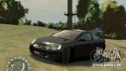 Acura RSX v2. 0 Metallic für GTA 4