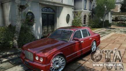 Bentley Arnage T pour GTA 4