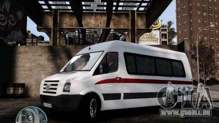 Volkswagen Crafter Turkish Schoolbus pour GTA 4