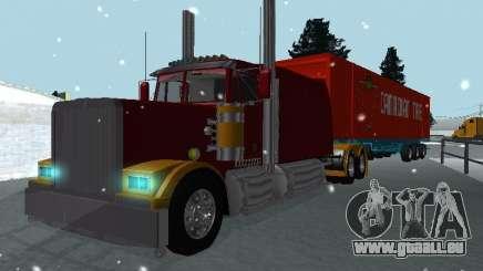 Western Star 4900EX Custom für GTA San Andreas