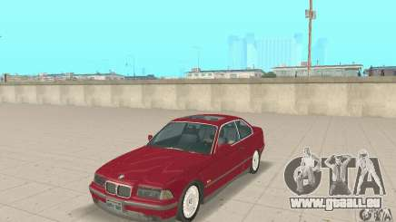 BMW 325i Coupe pour GTA San Andreas