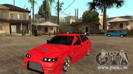 Lada 2112 GTS Sprut für GTA San Andreas
