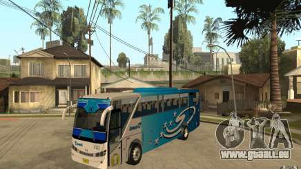 Hino New Travego V.Damri für GTA San Andreas
