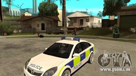 2005 Opel Vectra Police pour GTA San Andreas