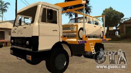 MAZ 54323 ABSCHLEPPWAGEN für GTA San Andreas