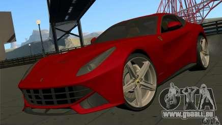 Ferrari F12 Berlinetta BETA für GTA San Andreas