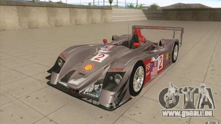 Audi R10 LeMans - Stock für GTA San Andreas