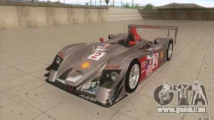 Audi R10 LeMans - Stock pour GTA San Andreas