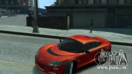 Lotus Europa S pour GTA 4
