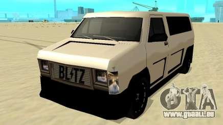 Burrito by W1nstoN für GTA San Andreas