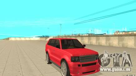 Huntley Sport de GTA 4 pour GTA San Andreas