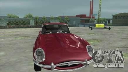 Jaguar E-Type Coupe pour GTA San Andreas