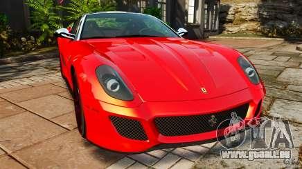 Ferrari 599 GTO 2011 für GTA 4