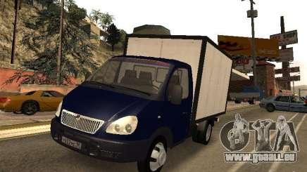 GAZ 3302-14 pour GTA San Andreas
