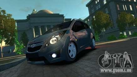 Chevrolet Spark für GTA 4
