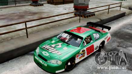 Chevrolet Monte Carlo SS 88 Nascar pour GTA 4