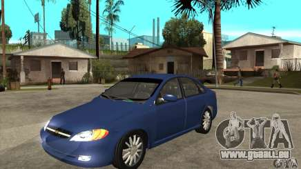 Chevrolet Optra 2011 pour GTA San Andreas