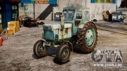 Tracteur T-40 m pour GTA 4