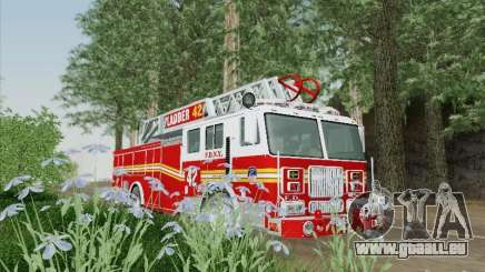 Seagrave Ladder 42 pour GTA San Andreas