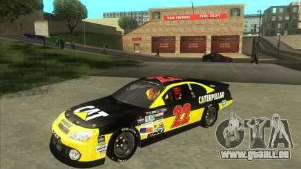 Dodge Nascar Caterpillar für GTA San Andreas